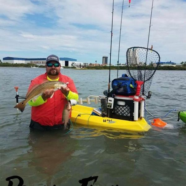 Red drum caught by ProdigyFishing Tx